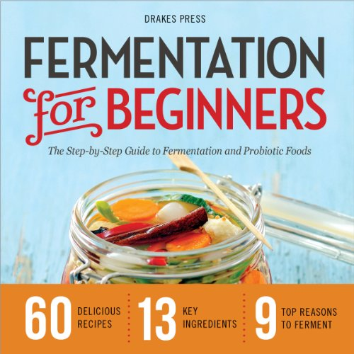 Fermentation for Beginners audiobook cover art