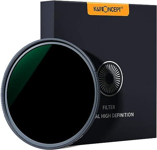 HR 52mm densità Neutro Filtro nd16 FILTRO 52mm 52mm