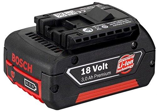 Bosch Professional 2607336236 Akku 18V Li-Ion 3,0Ah Einschubakku