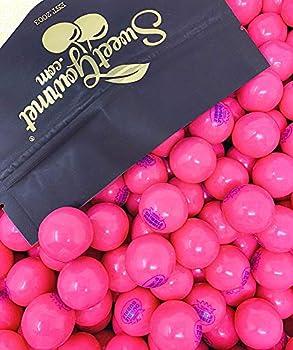 Original 1928 Dubble Bubble Classic Pink Gumballs | 1  Bubble Gum Balls | 1.5 Pounds