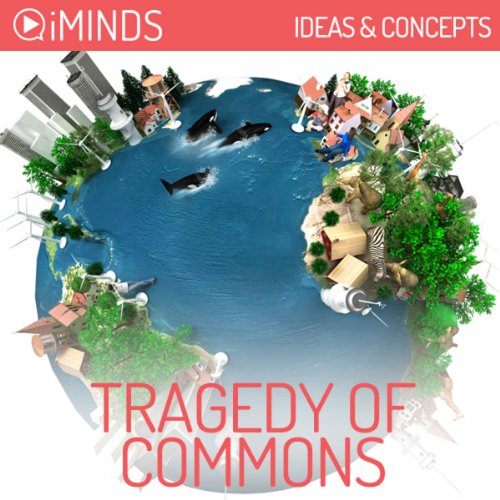 Tragedy of the Commons audiobook cover art