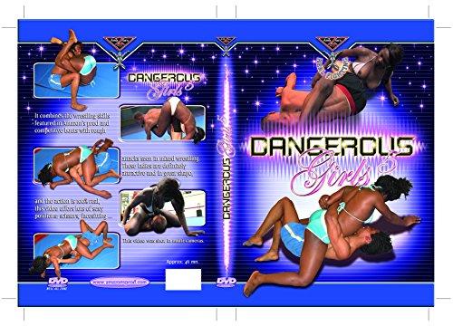 French mixed wrestling - DANGEROUS GIRILS 5 (Female vs Male) DVD Amazon's Prod