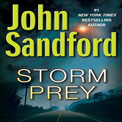 Storm Prey Audiobook By John Sandford cover art