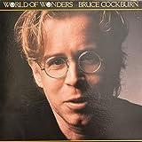 Bruce Cockburn: World Of Wonders LP VG++/NM Canada True North TN-66