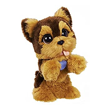 FurReal Friends Jake My Jumping Yorkie Toy - Interactive Plush Ages 4 and up  Amazon Exclusive