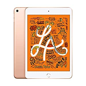 Apple iPad Mini (Wi-Fi, 64GB) - Gold (latest model) 6