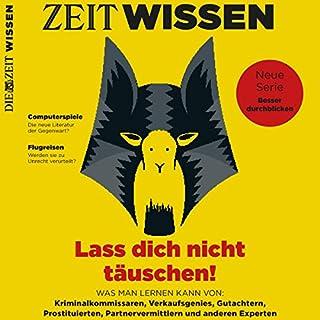 ZeitWissen, Aktuelle Ausgabe                   Autor:                                                                                                                                 DIE ZEIT                               Sprecher:                                                                                                                                 N.N.                      Spieldauer: 1 Std. und 4 Min.     5 Bewertungen     Gesamt 3,6