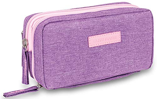 ELITE BAGS DIABETIC´S Diabetikertasche (violett-bitone)