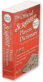 Merriam Webster Scrabble Dictionary