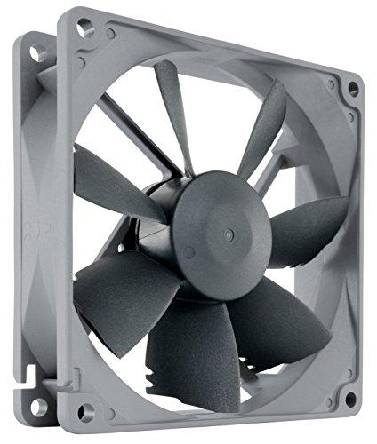 Noctua NF-B9 redux-1600 PWM, Ventilador de Alto Rendimiento, 4 Pines, 1600 RPM (92 mm, Gris)