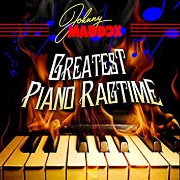Greatest Piano Ragtime