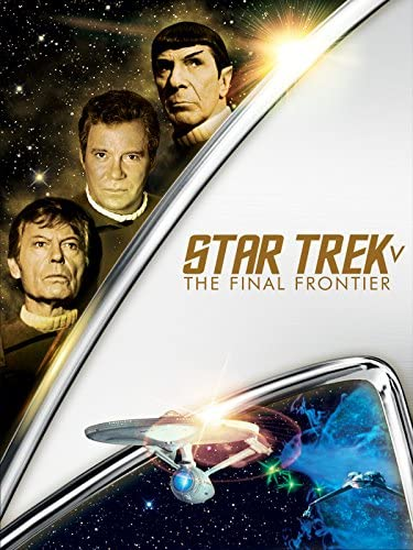 Star Trek V The Final Frontier product image