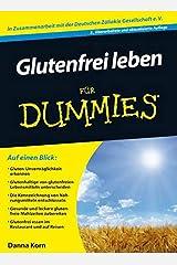 Glutenfrei leben für Dummies Copertina flessibile