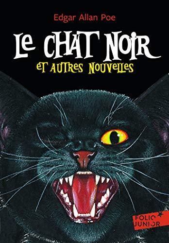 Le chat noir et autres nouvelles: A63182 (Folio Junior)