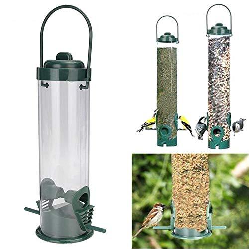 KeKeandYaoYao Hangend Type Outdoor Huisdier Vogel Zaden Voedsel Feeder Boom Tuin Snacks Emmer Houder 1 exemplaar