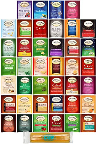 Twinings tea to serve for a group