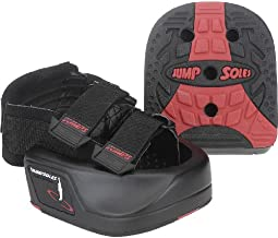 Jumpsoles Jump & Speed Training System 5.0 Mens, Black, Small / 5-7 D(M) US