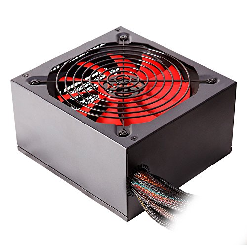 Mars MP1000 Gaming, fuente de PC 1000W, eficiencia 85+, ATX, PFC activo, 12 V