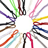 Drawstring Hoodie Braided Cord Rope Trim. 6mm Cushion Piping. Padded Square i Cord Texture,Hoody Trimming,Sweatshirts,Garments,Apparel Crafts. 21 Colours. Strong,Slight Stretch,Soft Handle,Neotrims