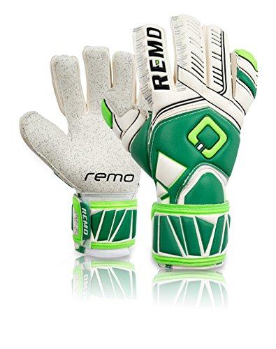 REMO Sports Guarda Latex Torwarthandschuhe Negative Cut (grün, 11)
