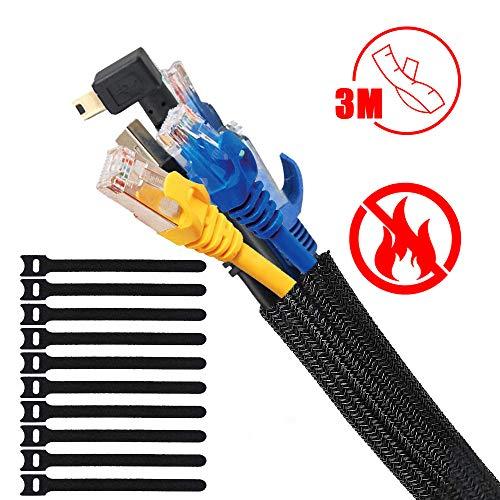 Organizador Cables Velcro Marca O-Kinee