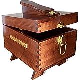 Luxury storage box for shoe poli...