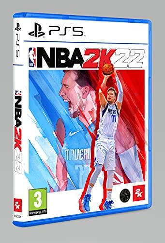 Nba 2K22 PlayStation 5 Estándar