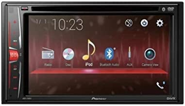 "Pioneer AVH-210EX in-Dash 2-DIN 6.2"" Touchscreen DVD Receiver with Bluetooth"