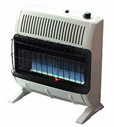 Corporation 30,000 Blue Flame Heater