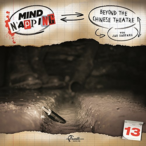 Beyond the Chinese Theatre (MindNapping 13) audiobook cover art
