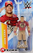 WWE Wrestling Superstar Entrances 2015 John Cena Action Figure [Red Shirt]