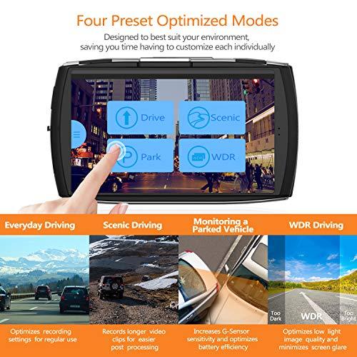Z-Edge Dual Dash Cam 4.0