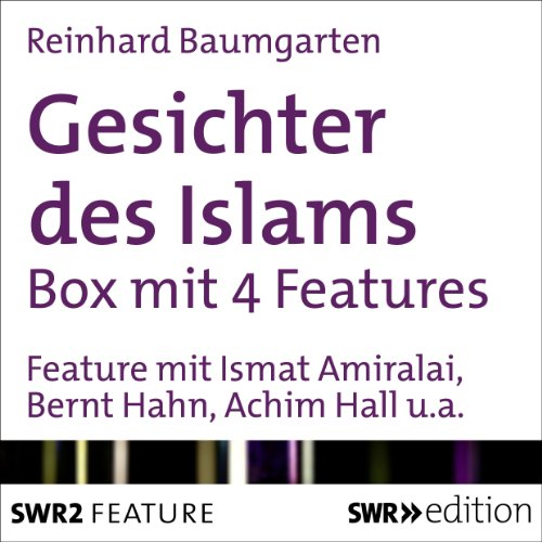 Gesichter des Islams: Die Box audiobook cover art