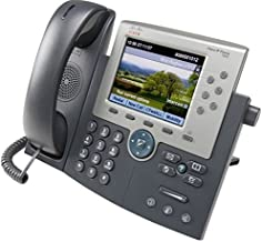 Cisco CP-7965G Unified IP Phone 7965G -VOIP photo