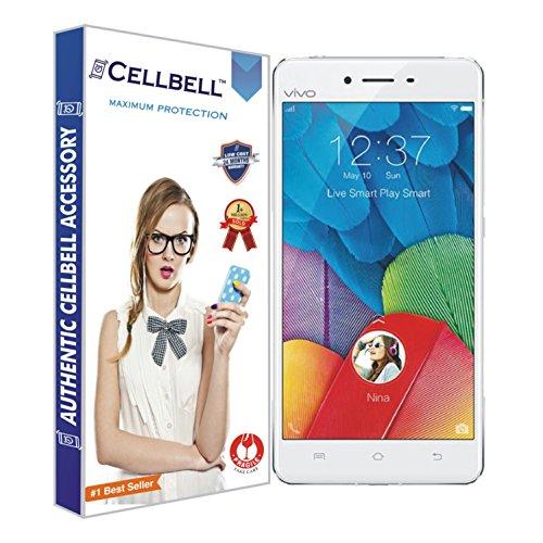 CELLBELL Displayschutzfolie bruchsicher, glänzend, Vivo X5 PRO, durchsichtig