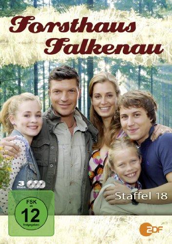 Forsthaus Falkenau - Staffel 18 (3 DVDs)