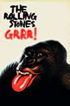 Pyramid America The Rolling Stones GRRR! Compilation Album Cover Art Music Cool Wall Decor Art Print Poster 24x36