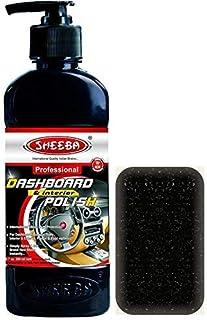 Sheeba SCDP02 Dashboard Polish (200 ml) Pack of 2