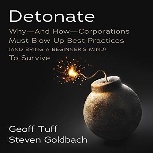 Detonate cover art