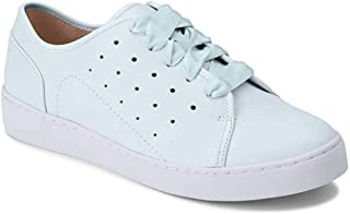 Vionic Women's Splendid Keke Lace-up Sneakers - Ladies Walking Shoes Concealed Orthotic Support
