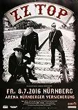 ZZ Top - Live On Stage, Nürnberg 2016 »
