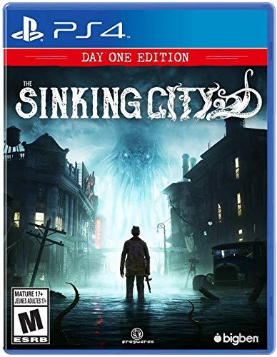 The Sinking City (輸入版:北米)- PS4
