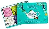 """English Tea Shop - Tee-Geschenkbox aus Metall - """"Wellness Selection"""""""