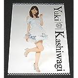 柏木由紀 × あるあるCity ポスター AKB48