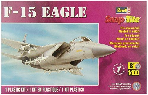 Revell Monogram 1: 100Maßstab Snaptite F015Eagle Model Kit