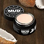 Bossman MUDstache Wax Unscented Mustache Wax - Mustach Grooming Care - Strong Hold for Taming, Training and Styling (1oz… 5