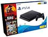 Ardistel - Bundle PS4 New F 1TB + Red Dead Redemption II + Grand Theft...