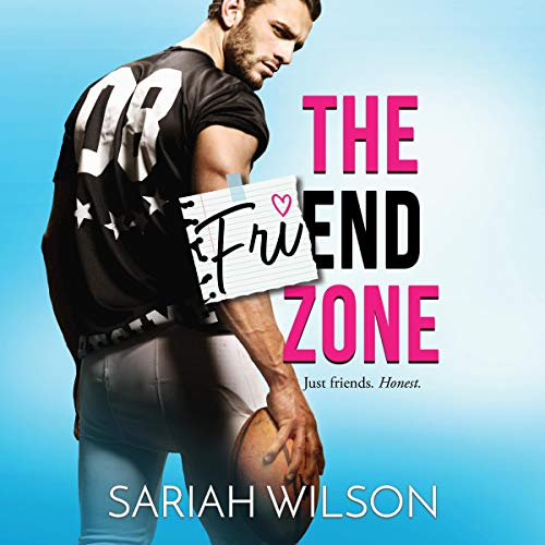 The Friend Zone audiobook cover art