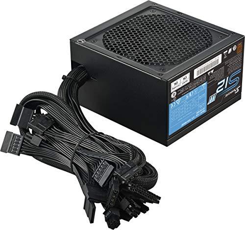 Seasonic S12III 500 - Fuente de alimentación de PC no modular - 80 PLUS Bronce - 500 vatios