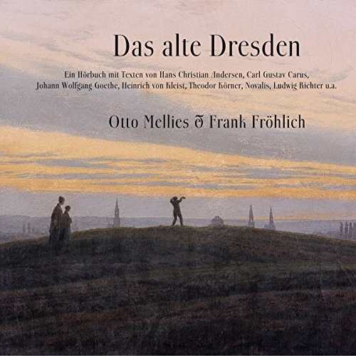 Das alte Dresden audiobook cover art